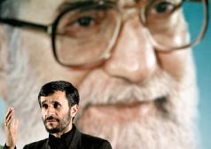 Ahmadinejad - Khamenei