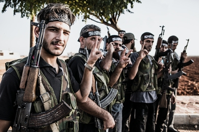 free-syrian-army-fighters
