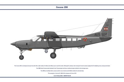 Lebanese Air Force Gets a Cessna With Teeth | Qifa Nabki